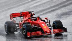 F1, GP Turchia 2020: Sebastian Vettel (Ferrari)