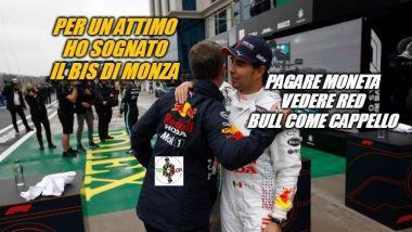F1, GP Turchia 2021: il sogno di Chris, la replica di Checo