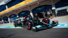 F1 GP Turchia 2021, PL1: Hamilton 1°, ma c'è penalità