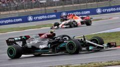 Red Bull, Horner è preoccupato dalla velocità Mercedes