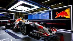 Una Red Bull... in bianco per Honda