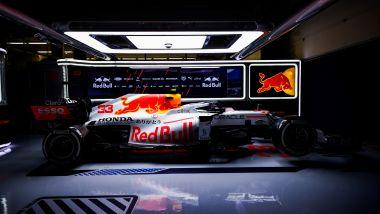 F1, GP Turchia 2021: la livrea speciale della Red Bull