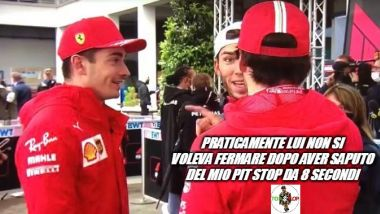 F1, GP Turchia 2021: la spiegazione di Carlitos