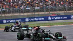 Strategia Mercedes: Hamilton arrabbiato, Wolff lo smentisce