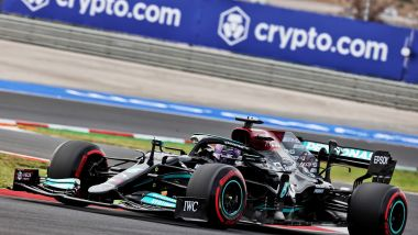 F1, GP Turchia 2021: Lewis Hamilton (Mercedes)