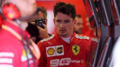 F1 GP Ungheria 2019, Budapest: Leclerc (Ferrari) è quarto al termine delle qualifiche
