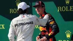 F1   Hamilton tende la mano a Verstappen