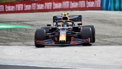 F1 GP Ungheria 2020, Budapest: Alexander Albon (Red Bull)