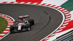 F1 GP Ungheria 2020, Budapest: Antonio Giovianzzi (Alfa Romeo Racing)