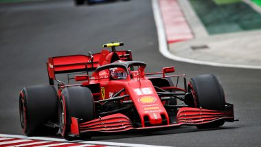 F1 GP Ungheria 2020, Budapest: Charles Leclerc (Scuderia Ferrari)