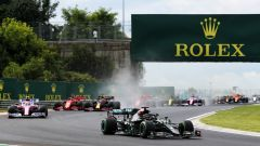 F1 GP Ungheria 2020, Budapest: la partenza della gara