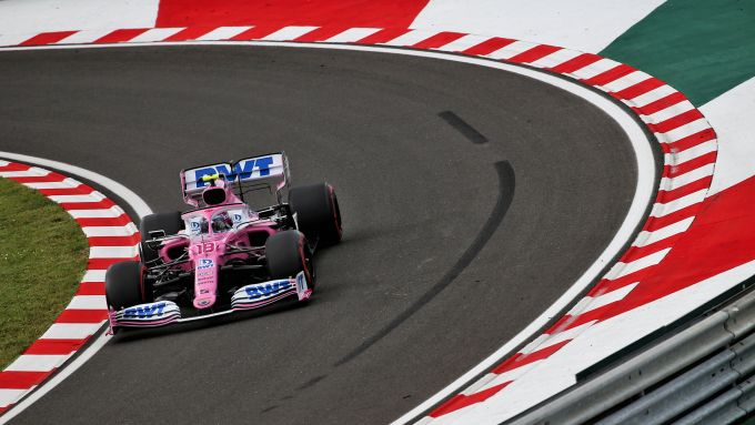 F1 GP Ungheria 2020, Budapest: Lance Stroll (Racing Point)