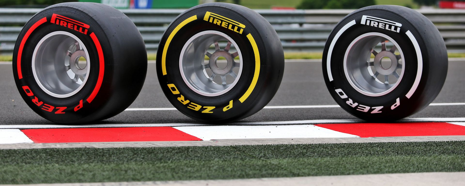 F1 GP Ungheria 2020, Budapest: le gomme Pirelli P-Zero Soft, Medium e Hard