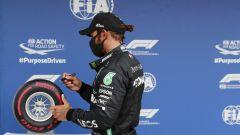 F1 GP Ungheria 2020, Budapest: Lewis Hamilton (Mercedes)