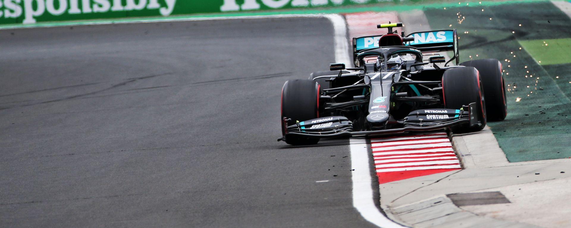 F1 GP Ungheria 2020, Budapest: Valtteri Bottas (Mercedes)