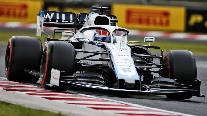 F1, GP Ungheria 2020: George Russell (Williams)