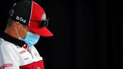F1, GP Ungheria 2020: il pisolino di Raikkonen