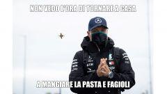 F1, GP Ungheria 2020: Valtteri Bottas si frega le mani come Pedro