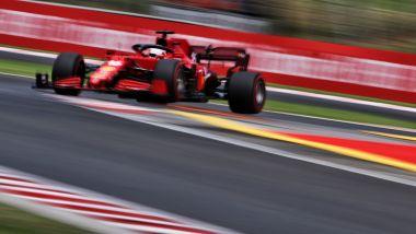 F1 GP Ungheria 2021, Budapest: Charles Leclerc (Scuderia Ferrari)