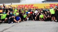 GP Ungheria 2021: analisi gara su Instagram - Video