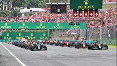 Var F1 GP Ungheria 2021: giusta la penalità per Bottas