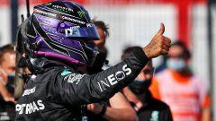GP Ungheria 2021: analisi qualifiche su Instagram