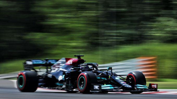 F1 GP Ungheria 2021, Budapest: Lewis Hamilton (Mercedes AMG F1)