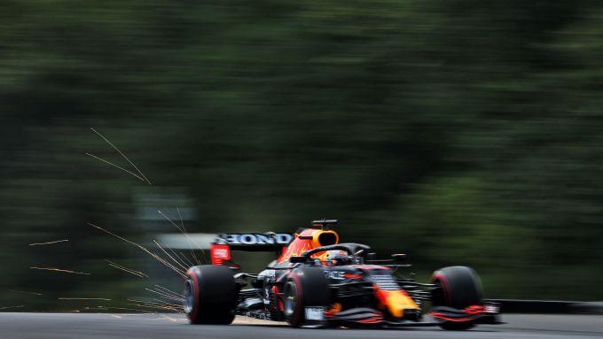 F1 GP Ungheria 2021, Budapest: Max Verstappen (Red Bull Racing)