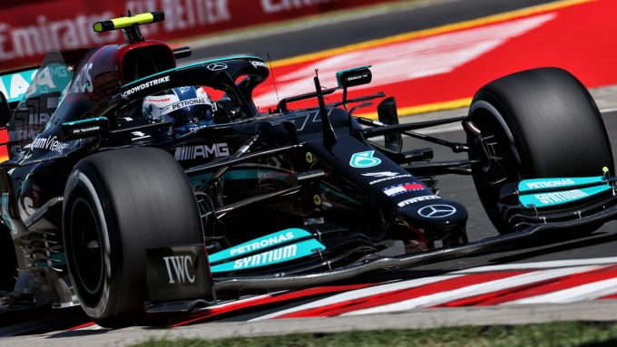 F1 GP Ungheria 2021, Budapest: Valtteri Bottas (Mercedes AMG F1)