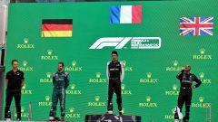 F1 GP Ungheria 2021, le pagelle dell'Hungaroring