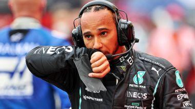 F1, GP Ungheria 2021: Lewis Hamilton (Mercedes)