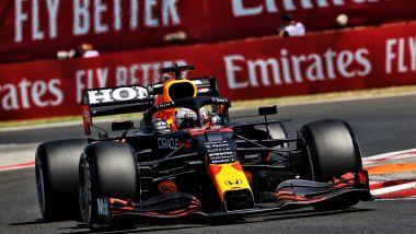 F1, GP Ungheria 2021: Max Verstappen (Red Bull)