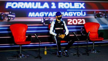 F1, GP Ungheria 2021: Restoquan