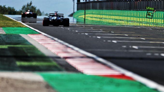 F1 GP Ungheria, Budapest: Lewis Hamilton (Mercedes AMG F1)
