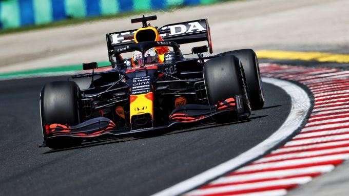 F1 GP Ungheria, Budapest: Max Verstappen (Red Bull Racing)