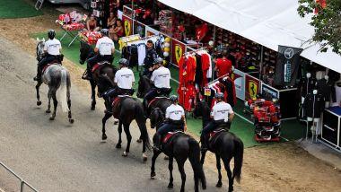 F1, GP Ungheria: il governo fornisce più cavalli al Luigino