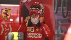 Motore Ferrari, Leclerc e Binotto rispondono a Red Bull
