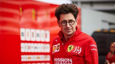 F1 GP USA 2019, Austin: Mattia Binotto (Ferrari)