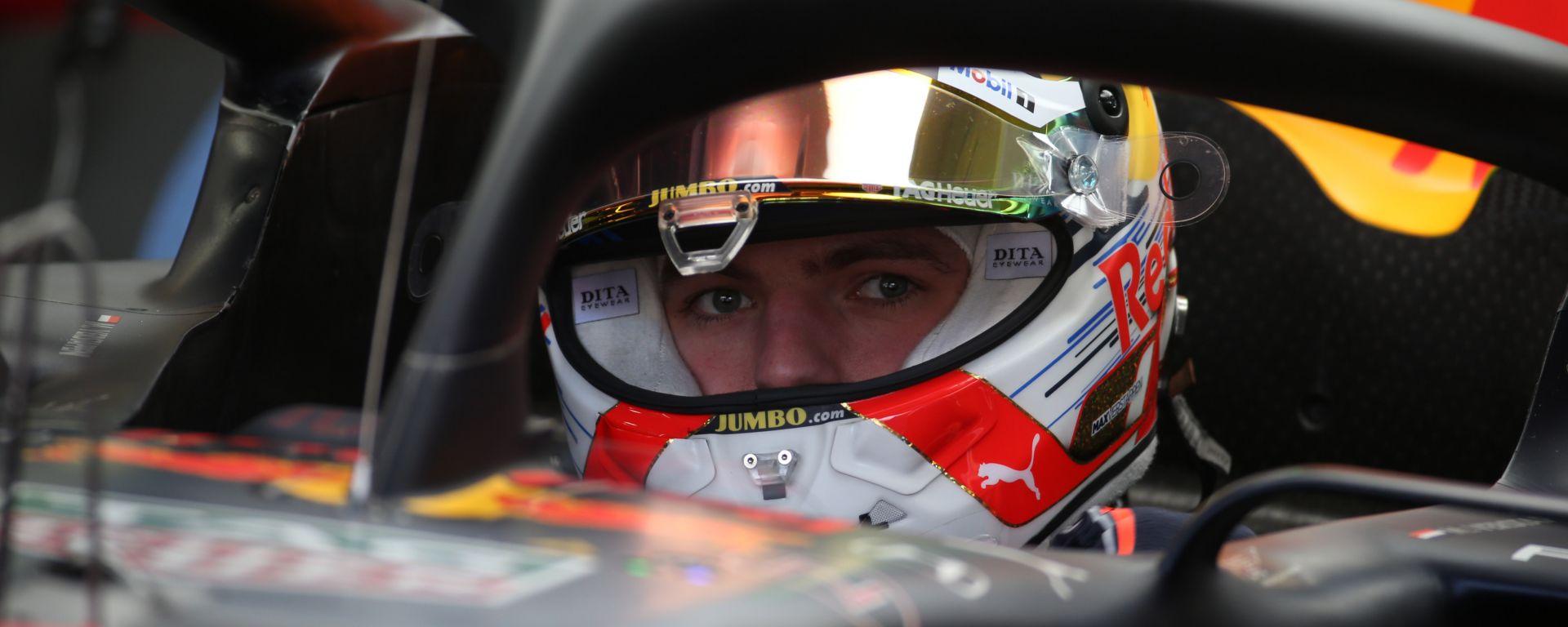 F1 GP USA 2019, Austin: Max Verstappen (Red Bull)