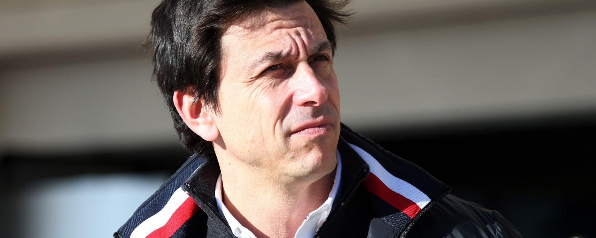 F1 GP USA 2019, Austin: Toto Wolff (Mercedes)