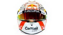 Red Bull celebra Honda: nel GP Usa ecco i loghi Acura