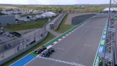 F1 GP Usa 2021, PL2: Perez 1°, scintille Hamiilton-Verstappen