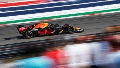 F1 GP Usa 2021, PL3: Perez il più rapido, bene Sainz!