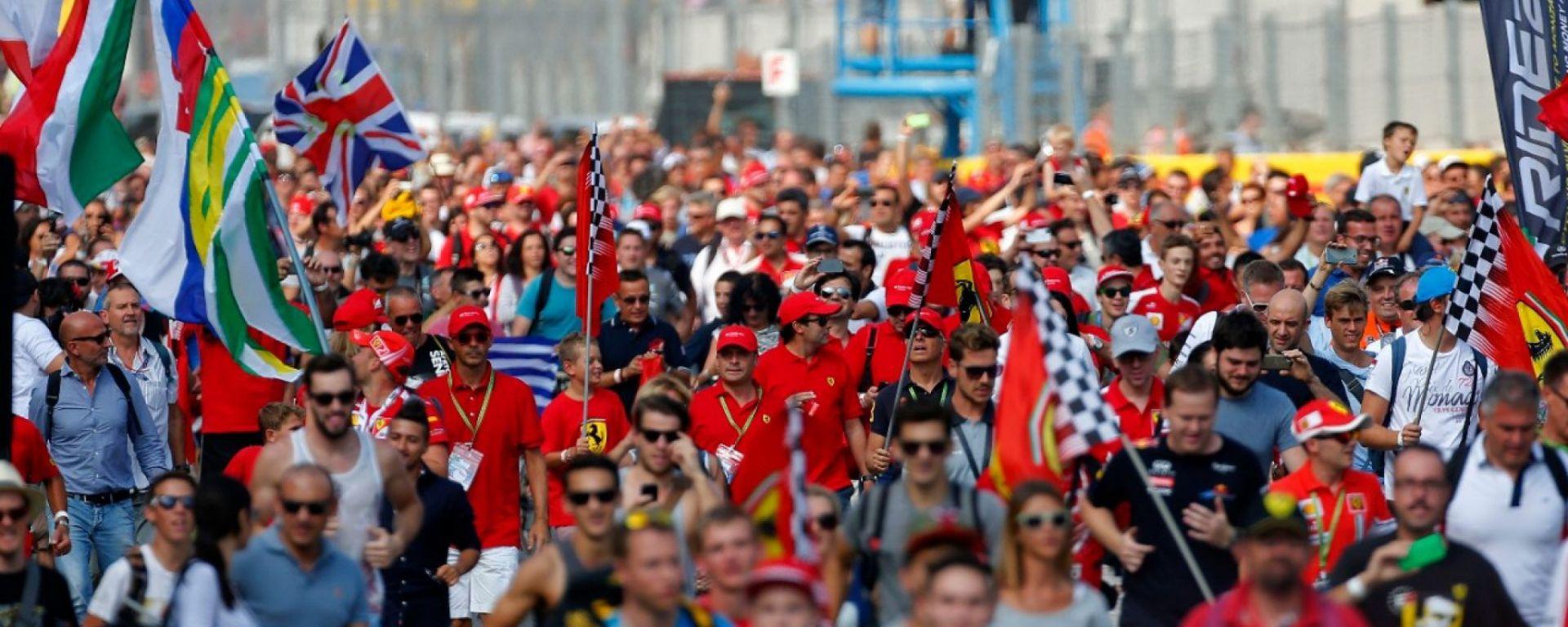 F1 2016 - Gran Premio d'Italia - Info e Risultati