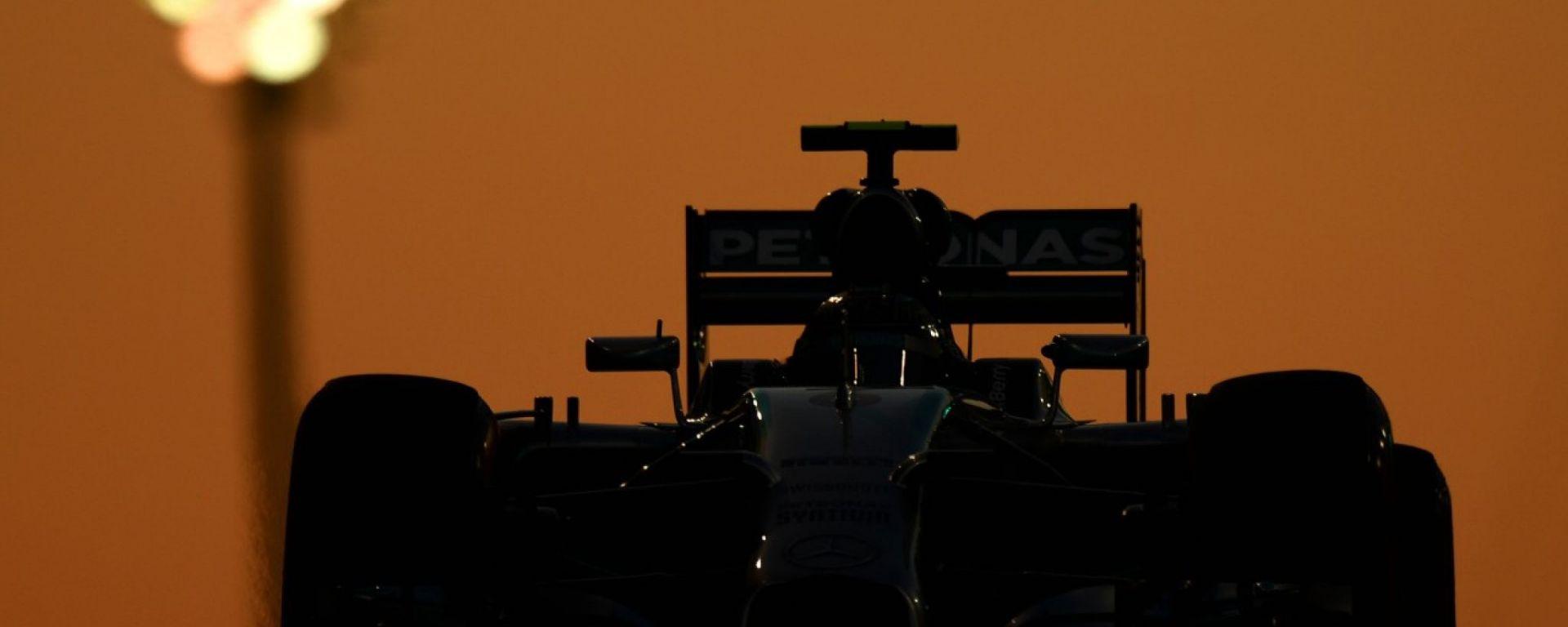F1 2016 - Gran Premio di Abu Dhabi - Info e Risultati