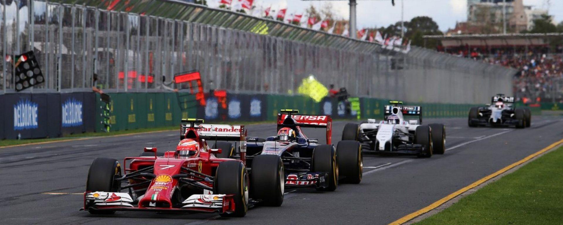 F1 2016 - Gran Premio d'Australia - Info e Risultati