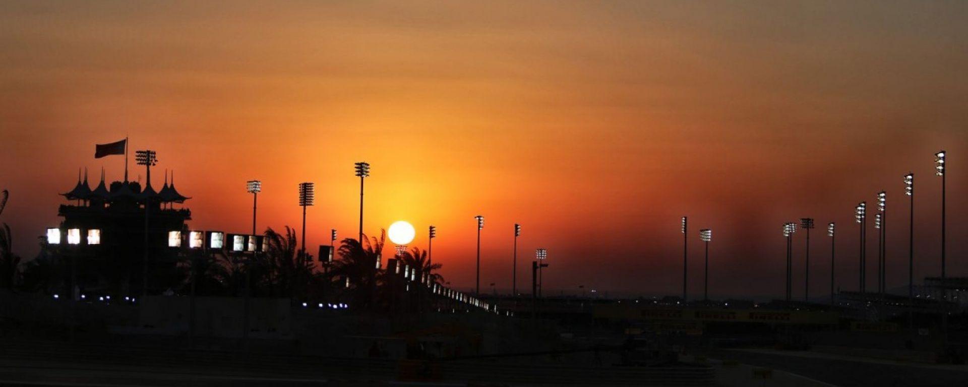 F1 2016 - Gran Premio del Bahrain - Info e Risultati