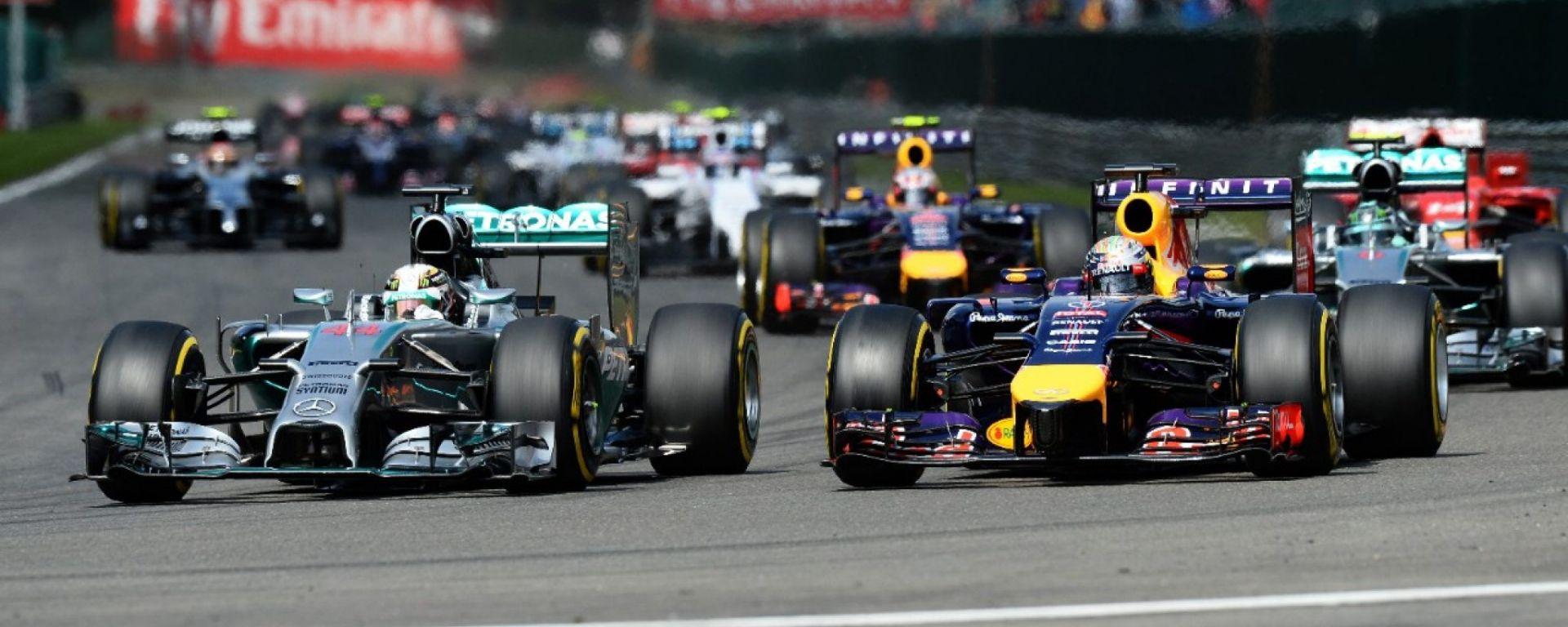 F1 2016 - Gran Premio del Belgio - Info e Risultati