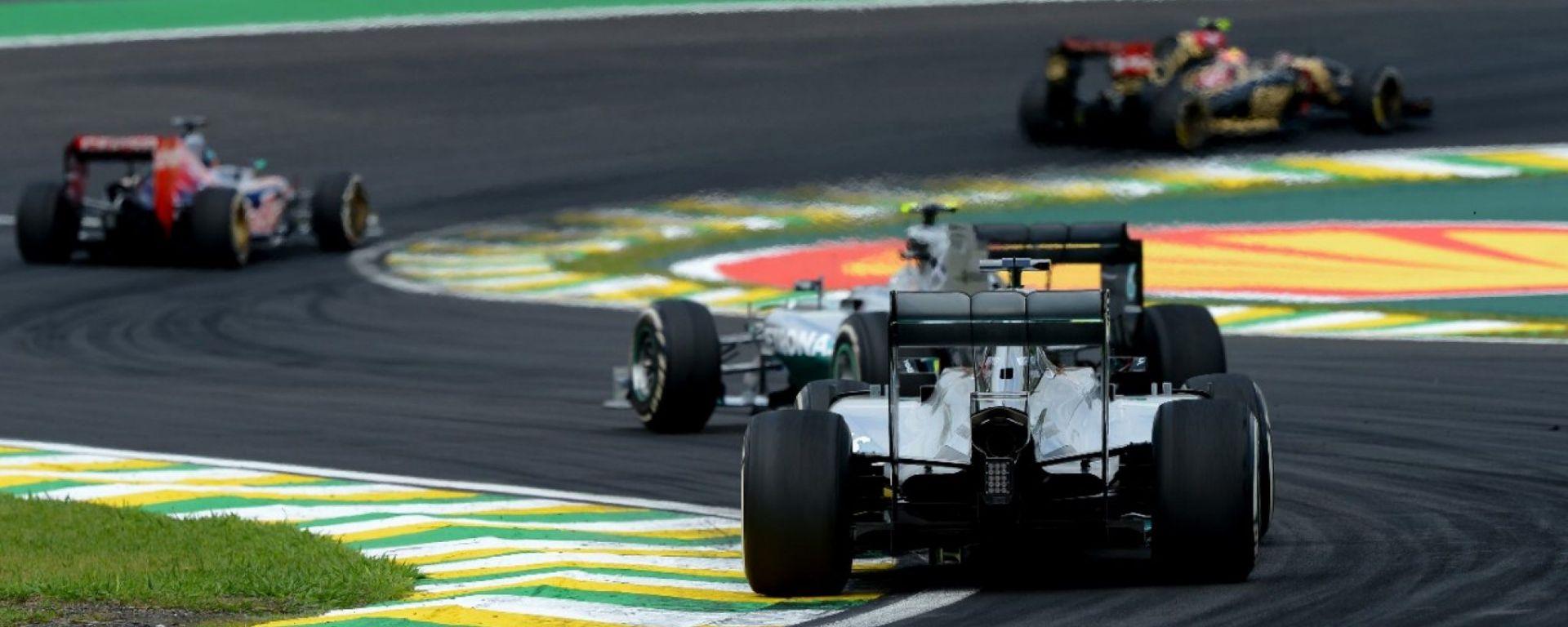 F1 2016 - Gran Premio del Brasile - Info e Risultati