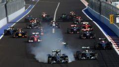 F1 2016 - Gran Premio della Russia - Info e Risultati - Immagine: 1
